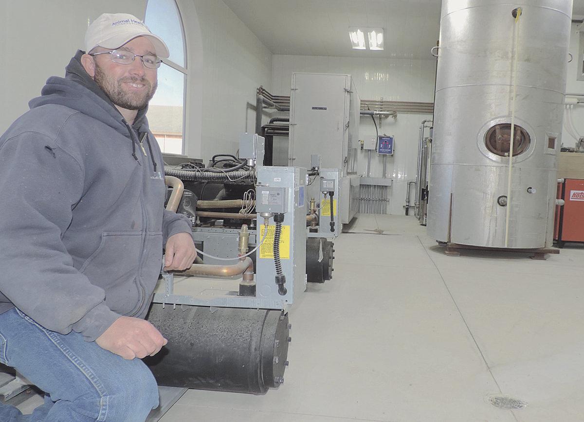 Three partners launch state-of-the-art organic dairy
