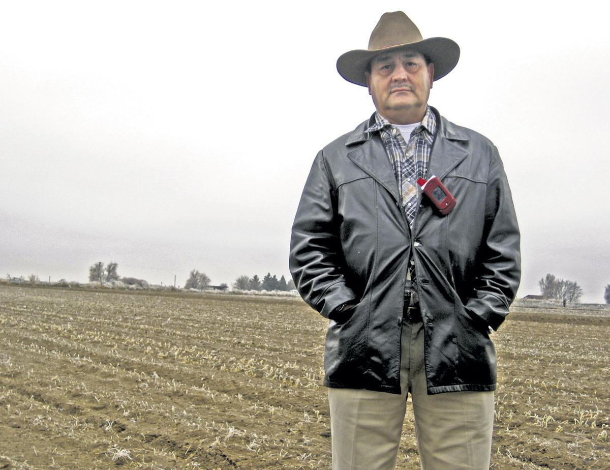Family, customers motivate organic farmer