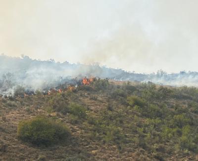 Woodhead Fire