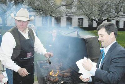 Cattlemen to discuss hot topics over barbecue