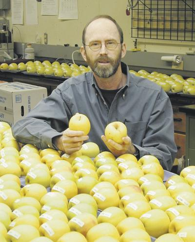 Horticulturist focuses on quality
