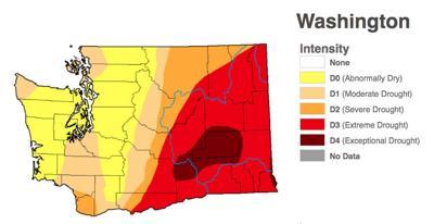 Washington drought