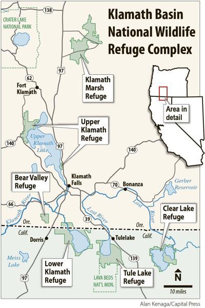 Klamath Basin NWR Complex