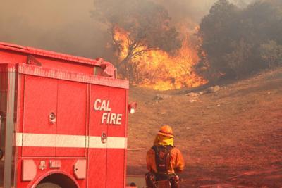 California fires