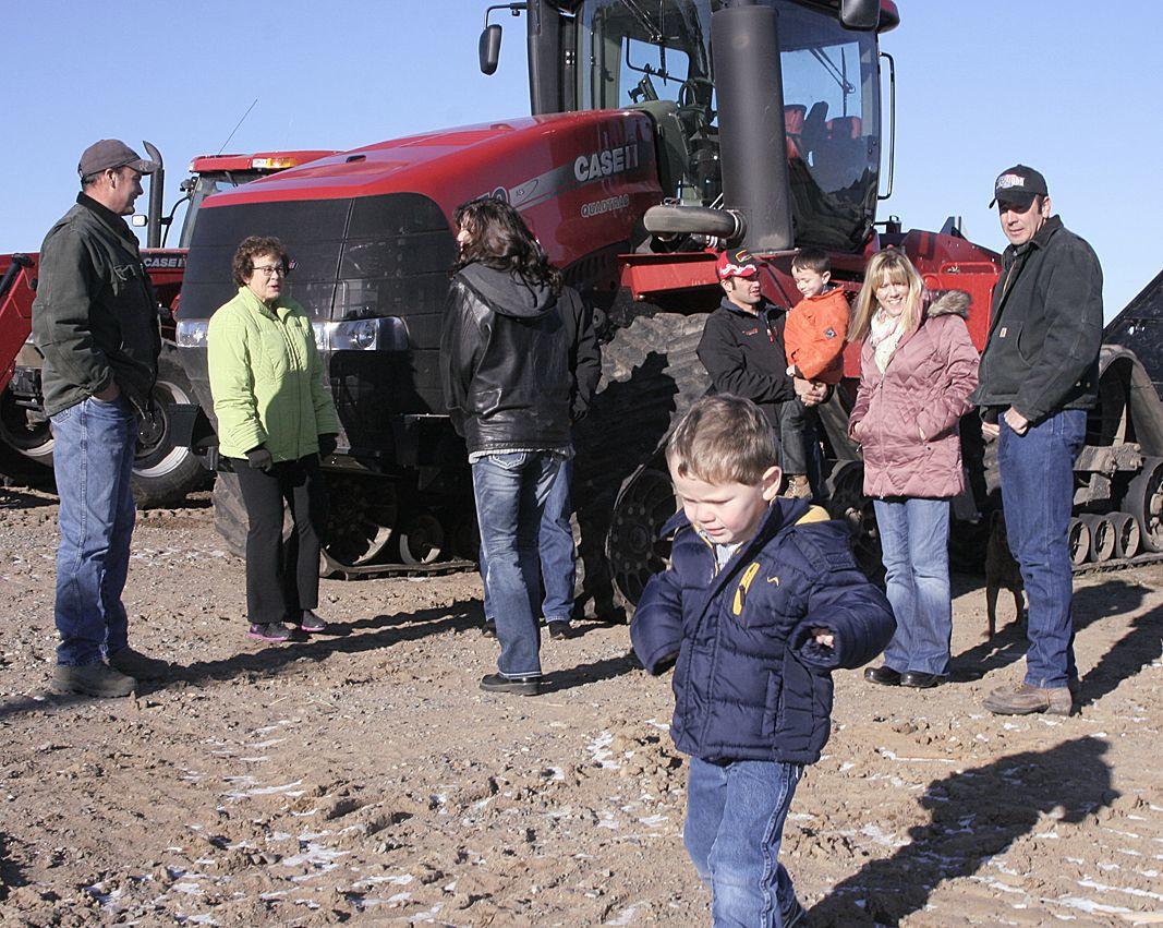 Honoringthe family farmer
