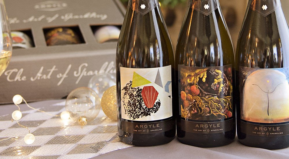 Argyle winery labels