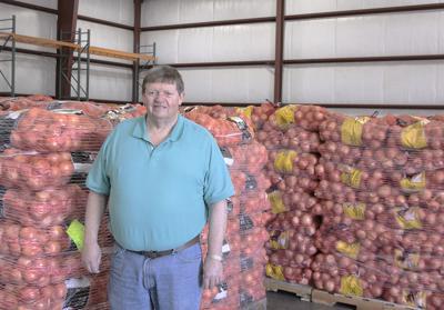 Onions Kay Riley