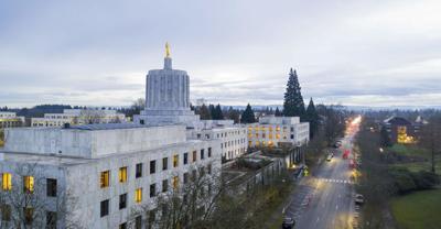 Oregon Capitol (copy)