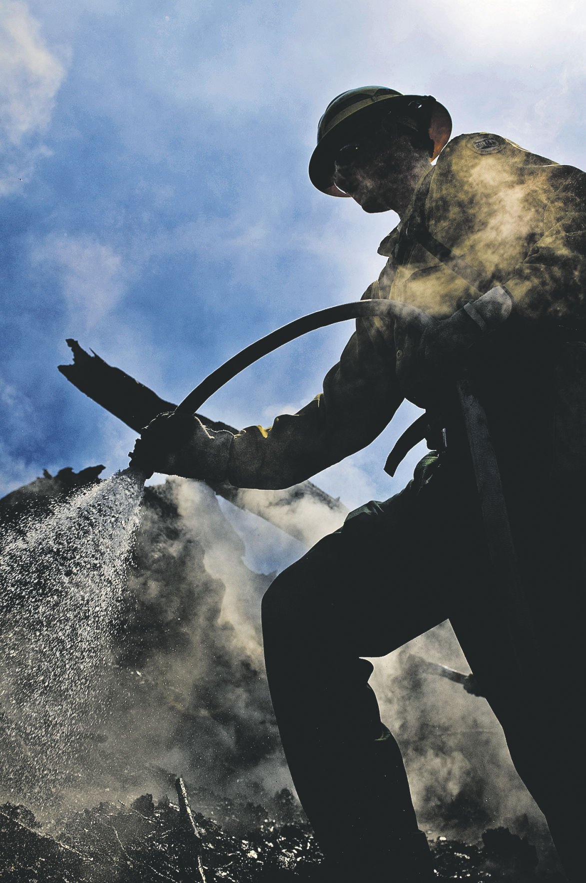 Oregon saw mild 2009 fire season