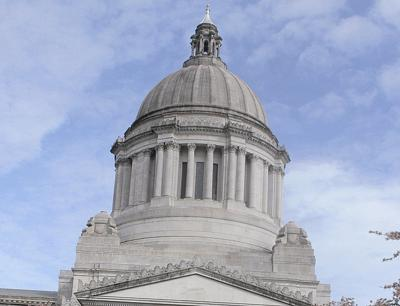 Washington State Capitol Dome