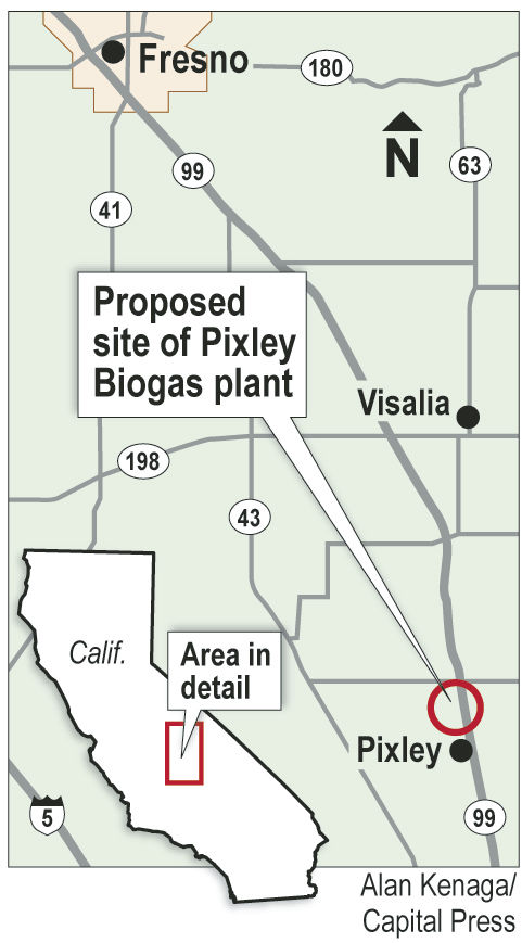 Processor fights digester over odor fears | Idaho