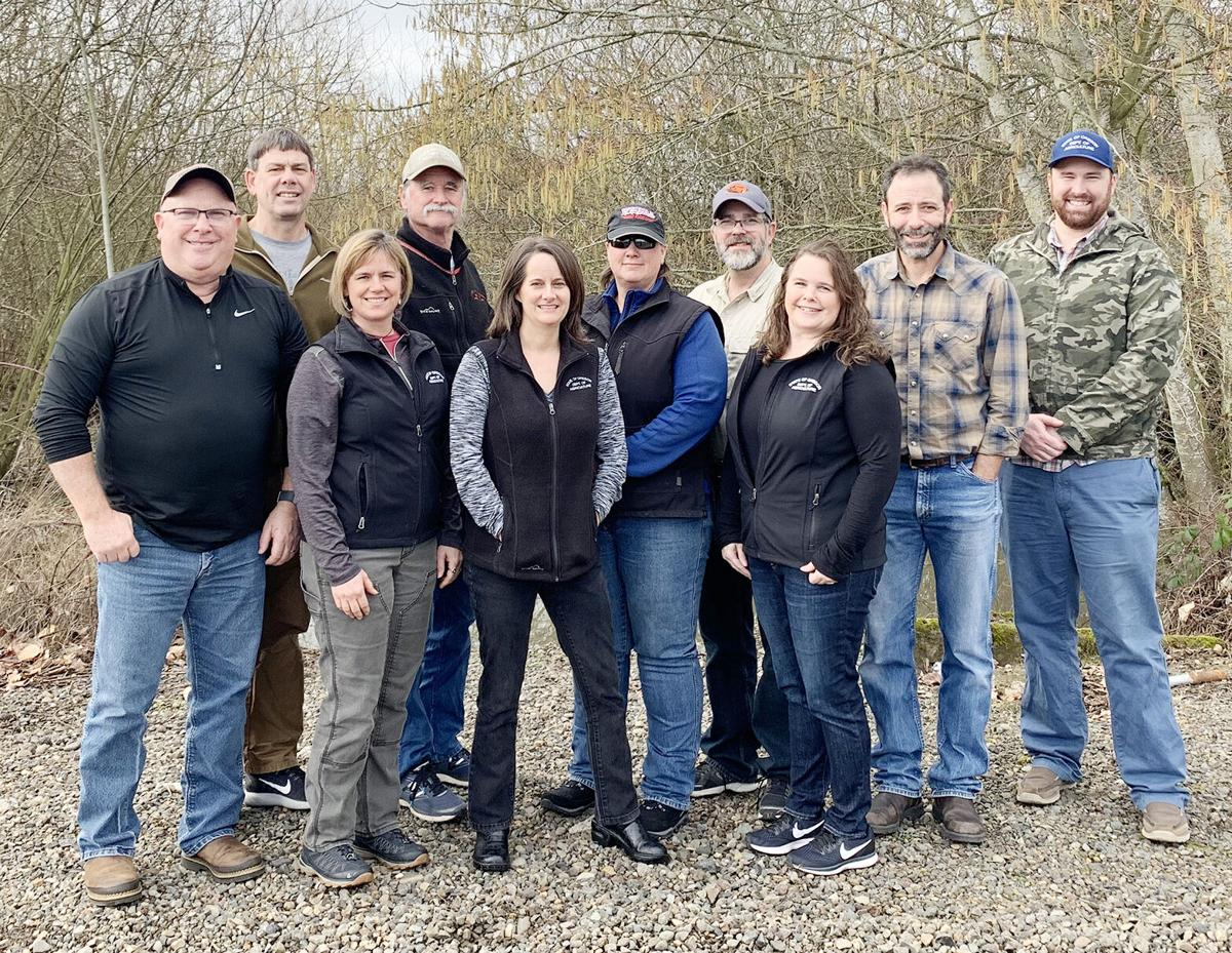 Noxious Weed Control Program staff