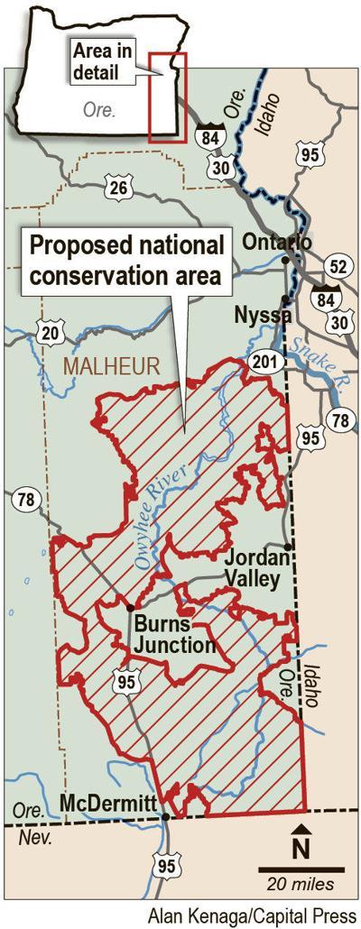 Ranchers oppose Malheur County monument designation