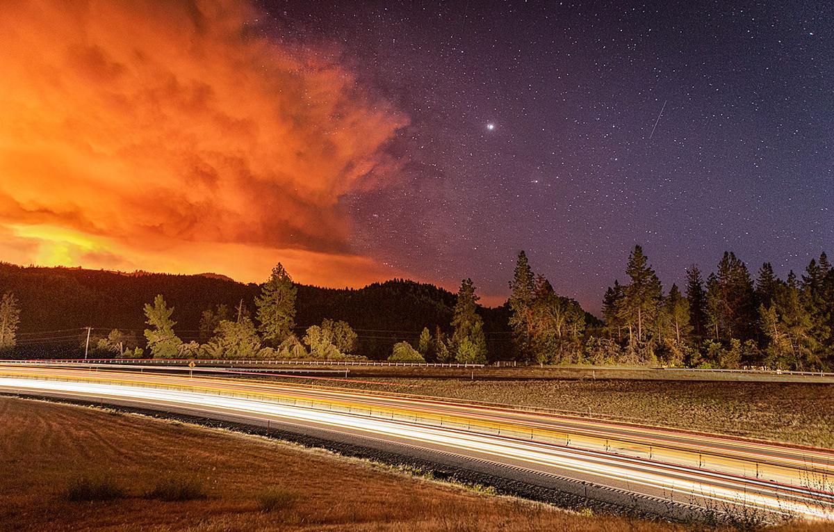 Milepost 97 Fire 6