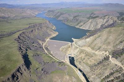 Anderson Ranch Dam