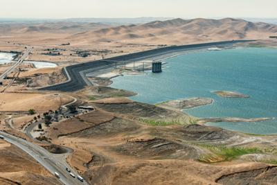 Calif.'s State Water Project boosts allocation to 20 percent