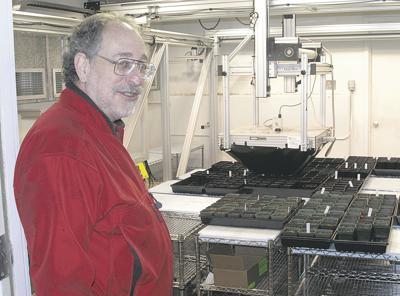 New lab speeds plant breeding efforts