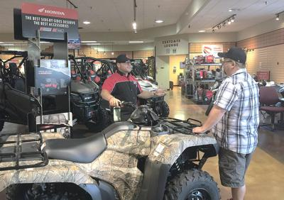 Tune-ups, maintenance keep ATVs in tip-top shape