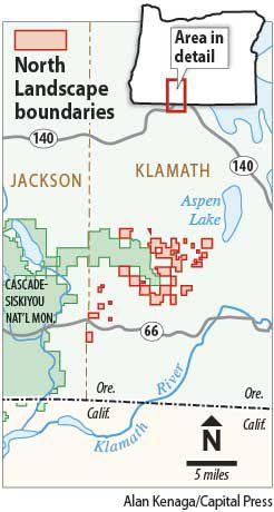 Klamath forest project