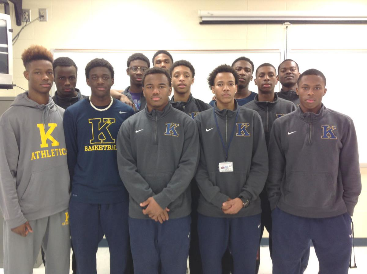 Columbia W. J. Keenan Raiders SC 2A State Champions