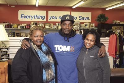 Mattie's Thrift Store