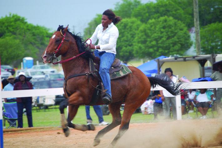 Black Cowboy Festival - Cowgirl