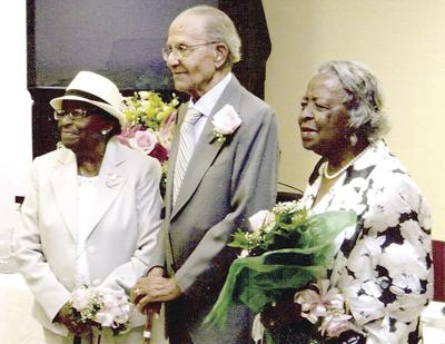 Earline Jefferson celebrates  94th Birthday