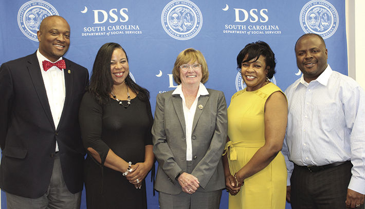 DSS names July Employees of the Month