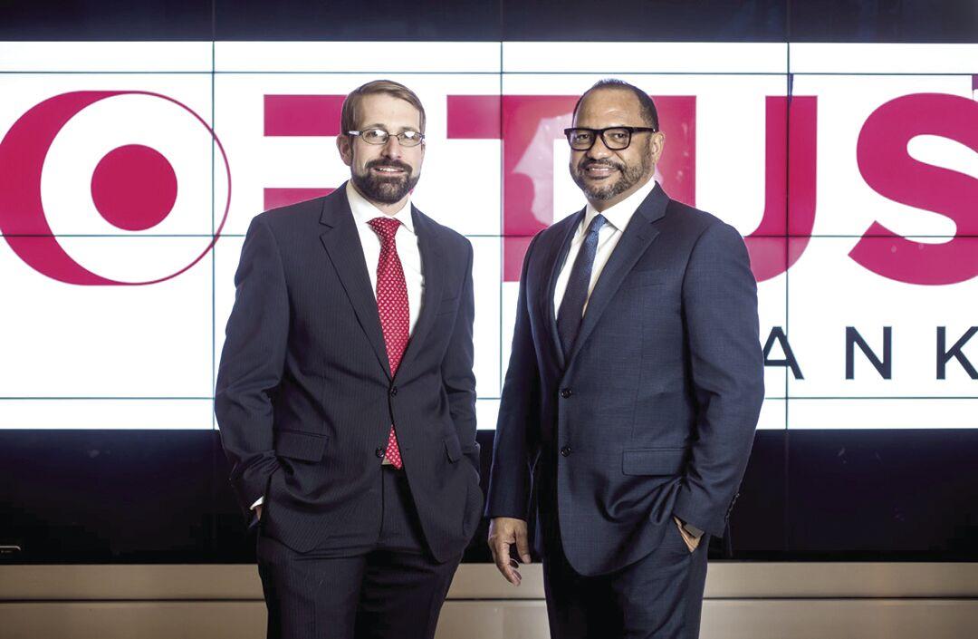 Optus Bank leaders