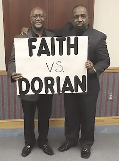 """Faith vs Dorian"""