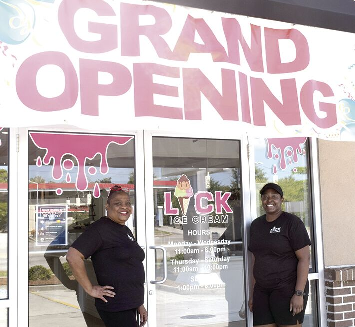 Lick - Grand Opening