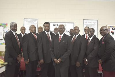The United Methodist Men of Mount Nebo Men's Day