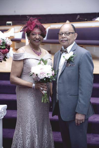 Myers - Bailey Wedding