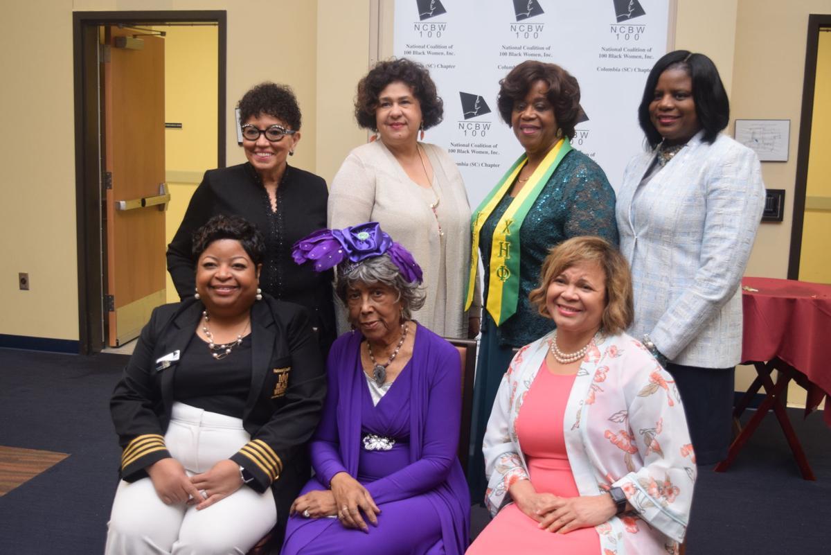 100 Black Women 2019 Honorees