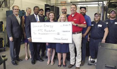 Midands Technical College receives grant