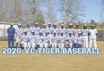 Voorhees College baseball team