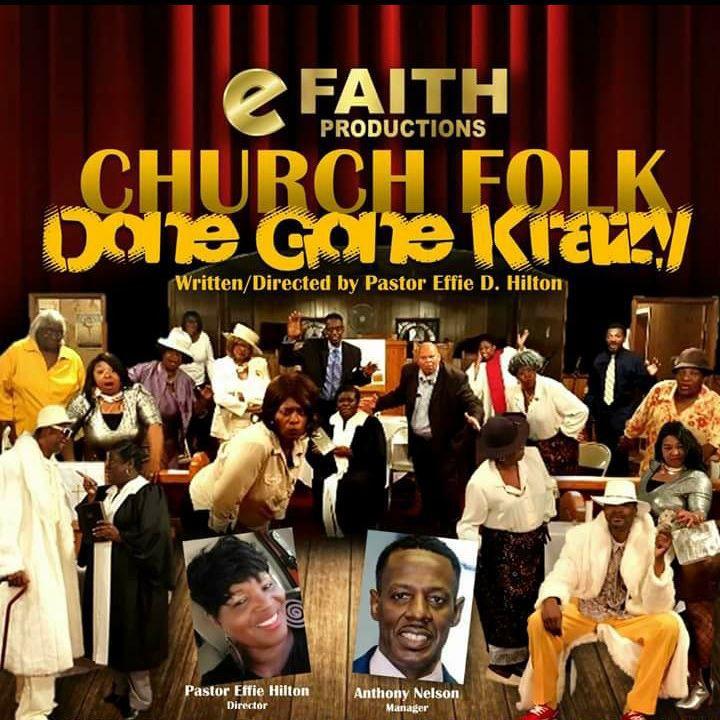 Church Folk Done Gone Krazy