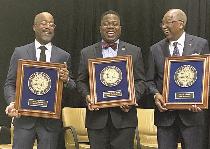 Voorhees founder gets inducted into the SC Hall of Fame