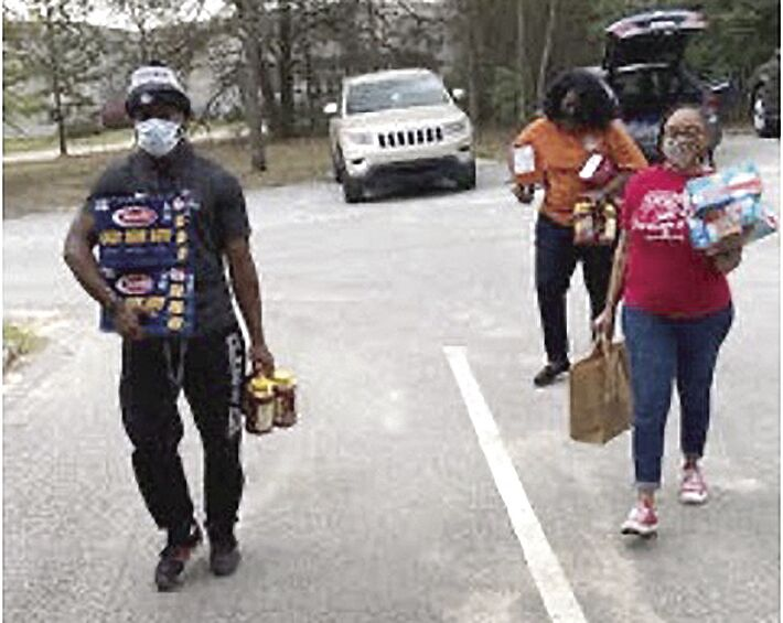 National Council of Negro Women helps women in need