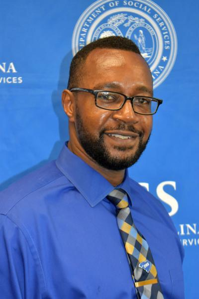SCDSS Employee of the Month Richard Williams
