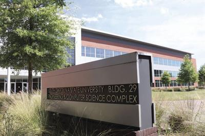 SC State University's Engineering and Computer Science Complex