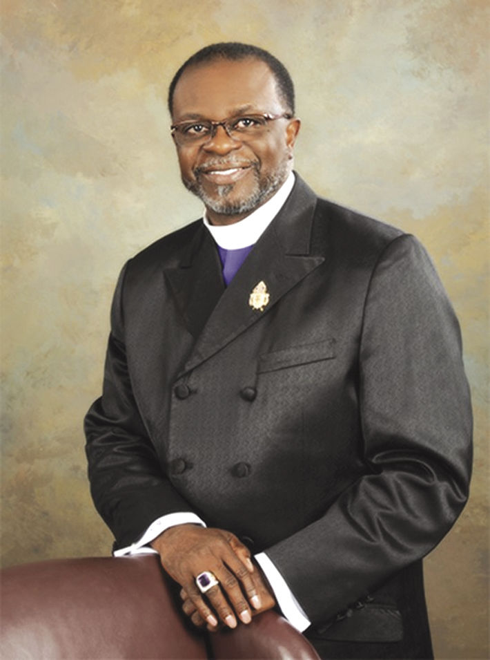 Bishop Samuel L. Green