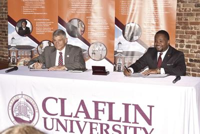 Presidents - Claflin & USC