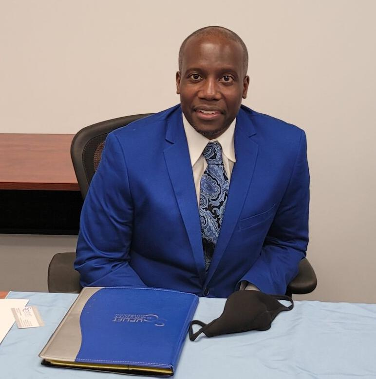 Kevin E. Wimberly, President & Co-Founder SC UpLift