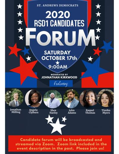 Richland One Candidate Forum