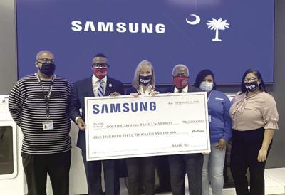 Samsung - SC State University