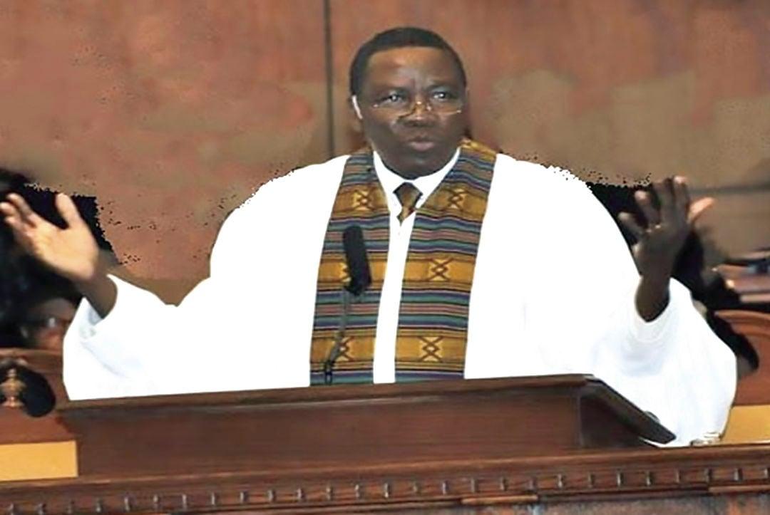 Pastor Stephen S. Masolwa