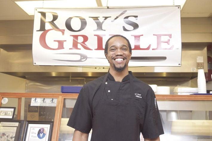 Roy's Grille - inside
