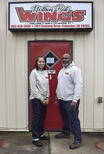 Kimberly Cannon and Kenny Robinson