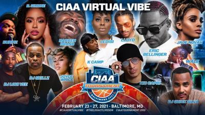 CIAA tournament talent